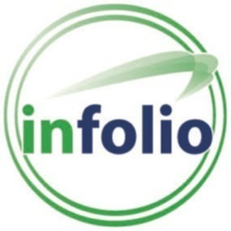 Infolio Sign Print