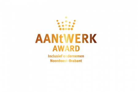 Uitreiking AANtWERK  Award